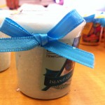 Jade Ribbon Candles