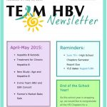 20150531 TeamHBV newsletter