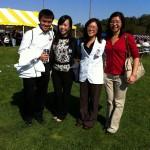 Team HBV Raising Hep B Awareness at the Hmong New Year Festival with APAMSA