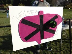 UCB Eggster liver board