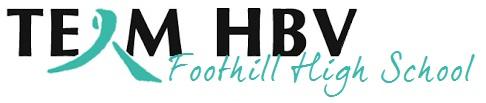 Foothill High School Banner